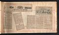 View Alexander Calder scrapbook of press clippings digital asset: page 101