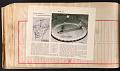 View Alexander Calder scrapbook of press clippings digital asset: page 102