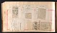 View Alexander Calder scrapbook of press clippings digital asset: page 110