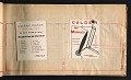 View Alexander Calder scrapbook of press clippings digital asset: page 115