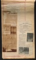 View Alexander Calder scrapbook of press clippings digital asset: page 121