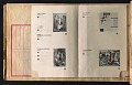 View Alexander Calder scrapbook of press clippings digital asset: page 125