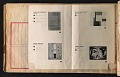 View Alexander Calder scrapbook of press clippings digital asset: page 129