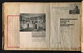 View Alexander Calder scrapbook of press clippings digital asset: page 131