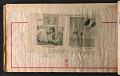 View Alexander Calder scrapbook of press clippings digital asset: page 136