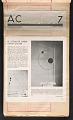 View Alexander Calder scrapbook of press clippings digital asset: page 141