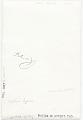 View Alexander Calder cutting metal digital asset: verso