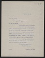 View John Wesley Beatty, Pittsburgh, Pa. letter to Mary Cassatt, Paris, France digital asset number 0