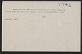 View John Wesley Beatty, Pittsburgh, Pa. letter to Mary Cassatt, Paris, France digital asset number 3