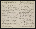 View Thomas Eakins, Philadelphia, Pa. letter to Caroline Stuyvesant Lapsley, Pittsburgh, Pa. digital asset number 0