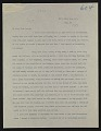 View Copy of George de Forest Brush, New York, N.Y. letter to Helen Beatty, Pittsburgh, Pa. digital asset number 0