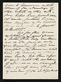 View Mary Cassatt letter to Albert Dakin Gihon digital asset number 2