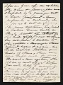 View Mary Cassatt letter to Albert Dakin Gihon digital asset number 3