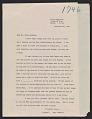 View Mary Cassatt letter to Homer Saint-Gaudens digital asset number 2