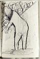View Sketchbook of Ramón Carulla 1980 digital asset: sketch 3