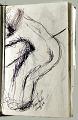 View Sketchbook of Ramón Carulla 1980 digital asset: sketch 5