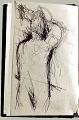 View Sketchbook of Ramón Carulla 1980 digital asset: sketch 6