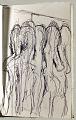 View Sketchbook of Ramón Carulla 1980 digital asset: sketch 7
