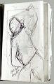 View Sketchbook of Ramón Carulla 1980 digital asset: sketch 9