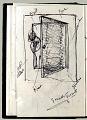 View Sketchbook of Ramón Carulla 1980 digital asset: sketch 10