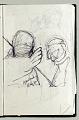 View Sketchbook of Ramón Carulla 1980 digital asset: sketch 11