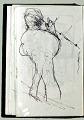 View Sketchbook of Ramón Carulla 1980 digital asset: sketch 12