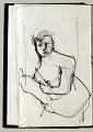 View Sketchbook of Ramón Carulla 1980 digital asset: sketch 14