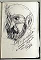 View Sketchbook of Ramón Carulla 1980 digital asset: sketch 17
