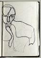 View Sketchbook of Ramón Carulla 1980 digital asset: sketch 18