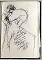 View Sketchbook of Ramón Carulla 1980 digital asset: sketch 20