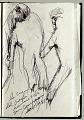 View Sketchbook of Ramón Carulla 1980 digital asset: sketch 21
