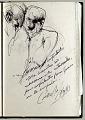 View Sketchbook of Ramón Carulla 1980 digital asset: sketch 22