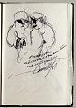 View Sketchbook of Ramón Carulla 1980 digital asset: sketch 23
