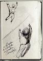 View Sketchbook of Ramón Carulla 1980 digital asset: sketch 25