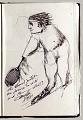 View Sketchbook of Ramón Carulla 1980 digital asset: sketch 26