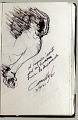 View Sketchbook of Ramón Carulla 1980 digital asset: sketch 27