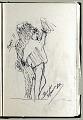 View Sketchbook of Ramón Carulla 1980 digital asset: sketch 29