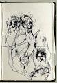 View Sketchbook of Ramón Carulla 1980 digital asset: sketch 30