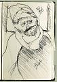 View Sketchbook of Ramón Carulla 1980 digital asset: sketch 33