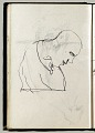 View Sketchbook of Ramón Carulla 1980 digital asset: sketch 36