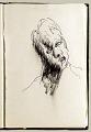 View Sketchbook of Ramón Carulla 1980 digital asset: sketch 40