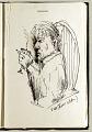 View Sketchbook of Ramón Carulla 1980 digital asset: sketch 41