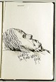 View Sketchbook of Ramón Carulla 1980 digital asset: sketch 42