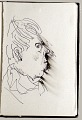 View Sketchbook of Ramón Carulla 1980 digital asset: sketch 43