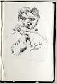 View Sketchbook of Ramón Carulla 1980 digital asset: sketch 45