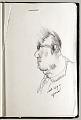View Sketchbook of Ramón Carulla 1980 digital asset: sketch 46