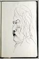 View Sketchbook of Ramón Carulla 1980 digital asset: sketch 47