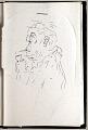 View Sketchbook of Ramón Carulla 1980 digital asset: sketch 55