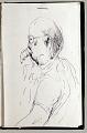 View Sketchbook of Ramón Carulla 1980 digital asset: sketch 56