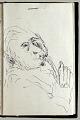 View Sketchbook of Ramón Carulla 1980 digital asset: sketch 57